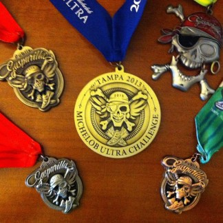 Gasp13 medals